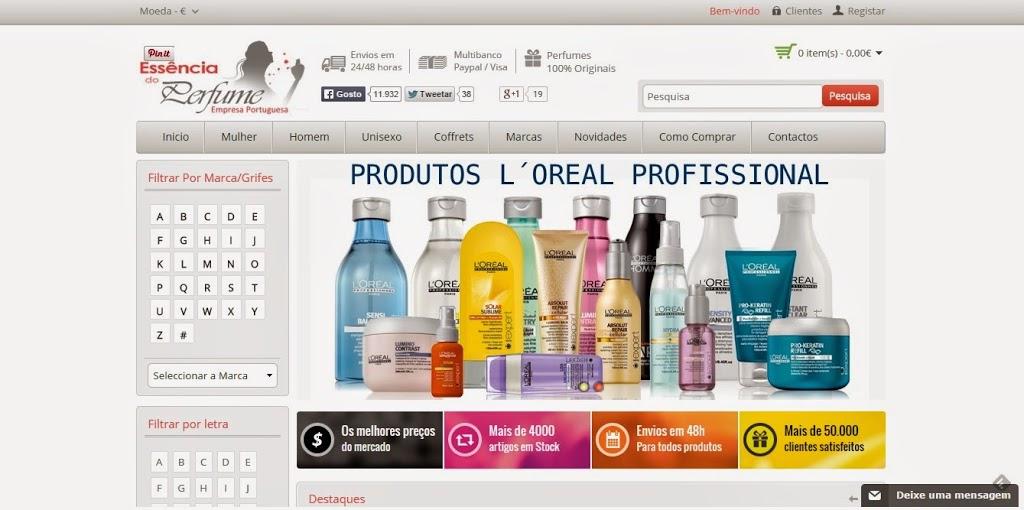 Empresas e Marcas – A Essência do Perfume