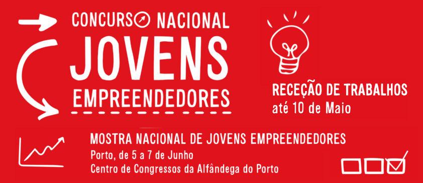Concurso Nacional de Jovens Empreendedores