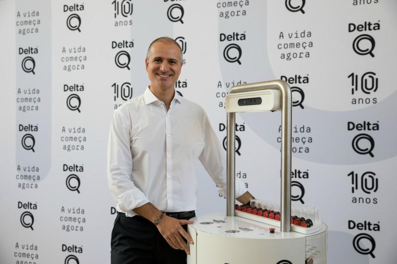 Delta Q cria robot