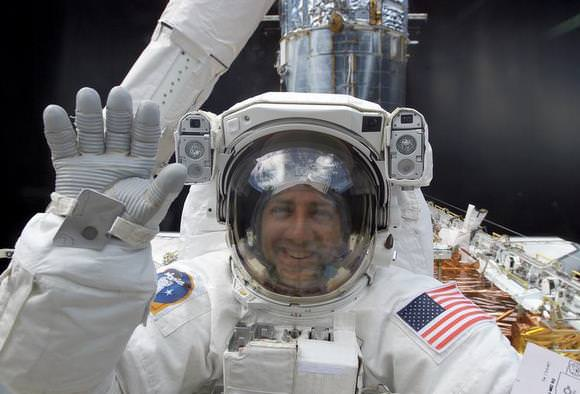 Antigo Astronauta da NASA Mike Massimino na Web Summit