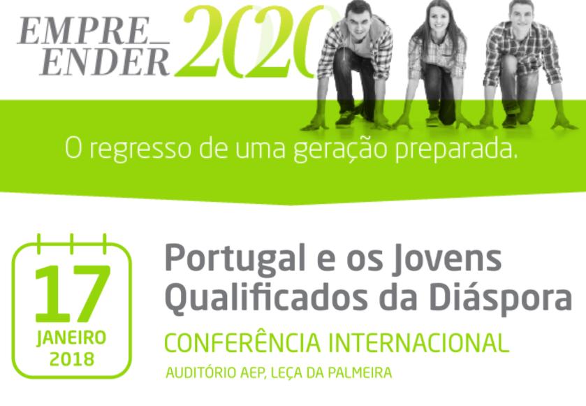 Portugal e os Jovens Qualifiicados da Diáspora